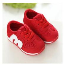 Children Shoes Boys And Girls Casual Sports Shoes Kids Breathable Boys Sneakers Fashion Baby Toddler Shoes Chaussure Enfant fall 2019 new breathable casual shoes boys and girls color matching sports shoes children flyknit socks and shoes double color