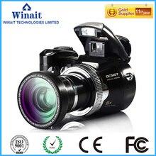 """Max 16MP Dslr cámara digital Similar con 2.4 """"TFT 270 grados de rotación de pantalla y zoom digital de 8x cámara digital gratuita gratis"""