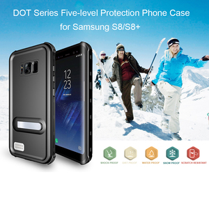 Image 5 - IP68 Waterproof Phone Case For Samsung S10 Plus S8 S9 Case Water Proof Swimming Cases For Samsung Galaxy Note 10 Plus 9 Stands