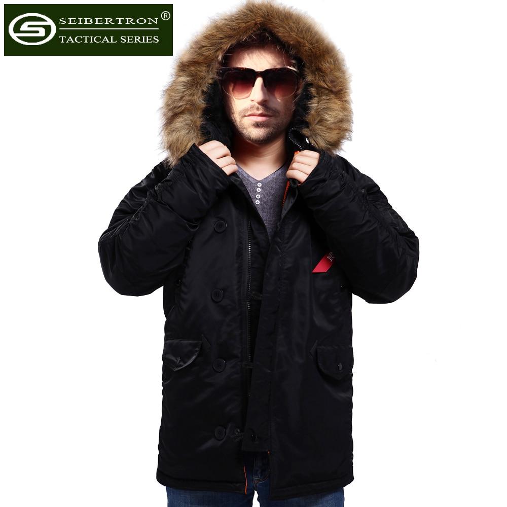 Vintage n 3b winter parka