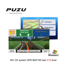 Universal 8G gps maps Micro sd card latest Map for WinCE car dvd navigation map Europe