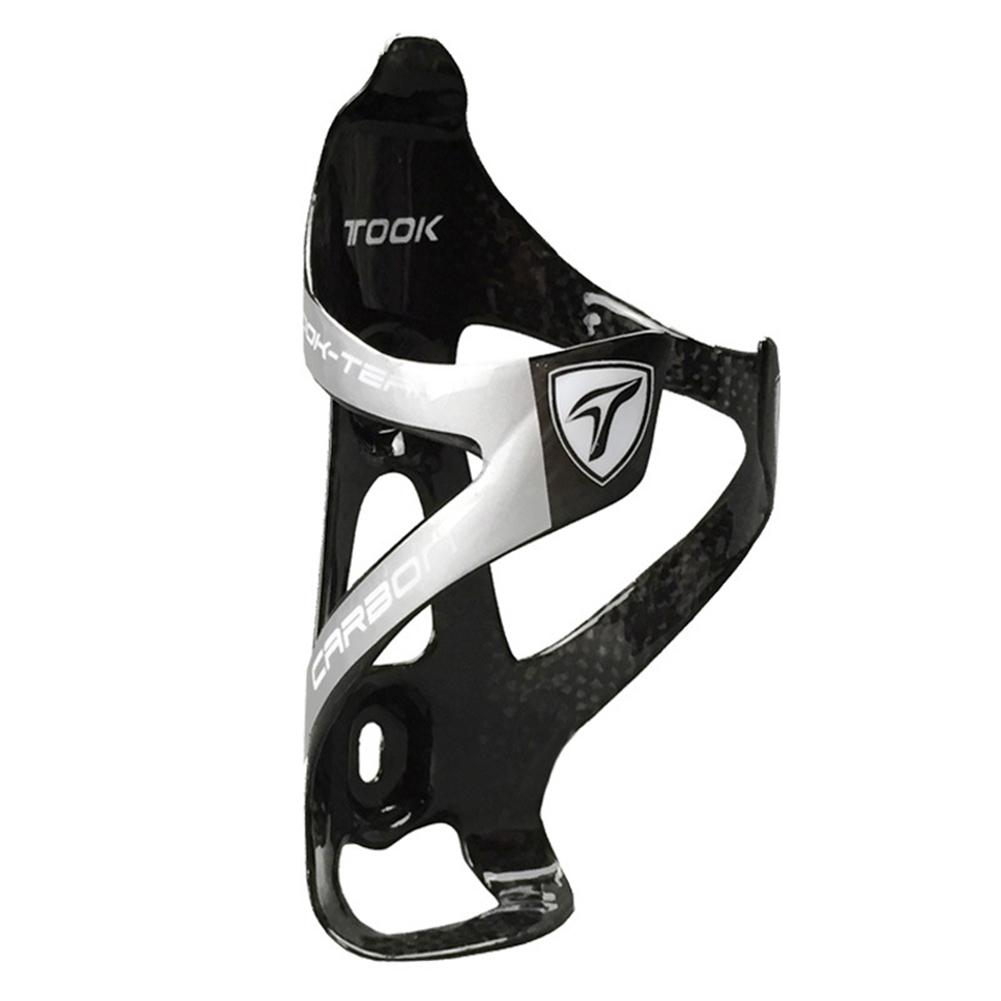 Ultra Light Full Carbon Fiber Bicycle Water Bottle Cage MTB Road Bike Bottle Holder Ultra Light Cycling Can Bike Accessories
