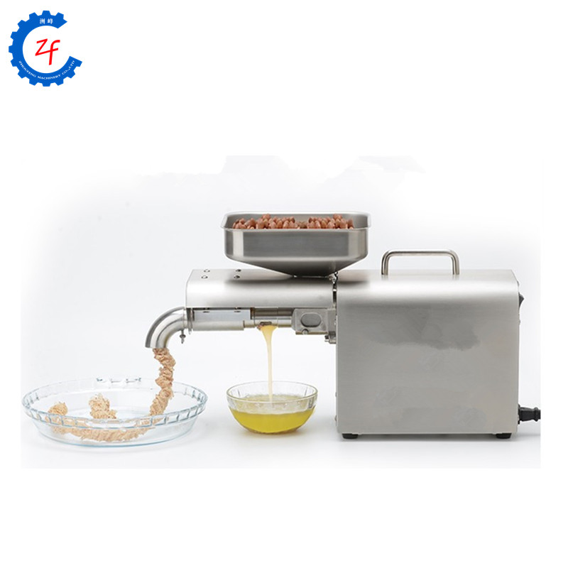 Stainless steel oil presser home use oil press machine olive oil maker 220v/110v suitable for peanut,sesame,almondStainless steel oil presser home use oil press machine olive oil maker 220v/110v suitable for peanut,sesame,almond