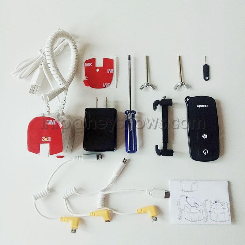 telefone móvel com braçadeira iphone sistema alarme