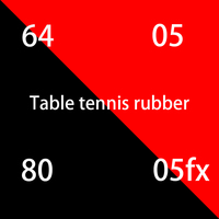 Professional high quality 2.1mm thickness sponge table tennis rubber sheet table tennis rackets racquet sports ping pong rubber