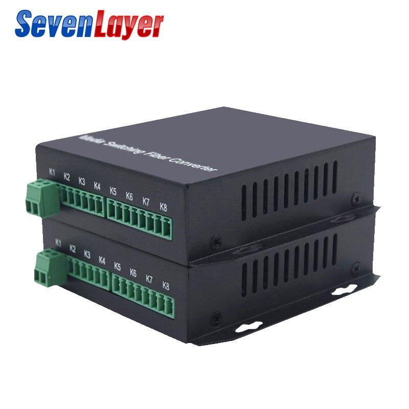 盗難警報信号ファイバーエクステンダー、アラーム/接点にファイバトランスミッタおよびレシーバ  グループ上の セキュリティ & プロテクション からの 変速機 & ケーブル の中 1