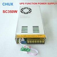 350 W зарядное устройство ИБП переключатель функций блок питания 12 v (13,8 v) 24 v (27 v) 48 v Одиночный выход Индикатор питания поставщиков
