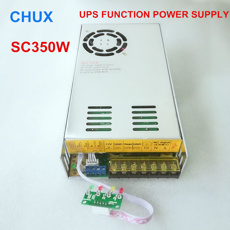 350W UPS Charger Function Switching <font><b>Power</b></font> <font><b>Supply</b></font> 12v (13.8v) <font><b>24v</b></font> (27v) 48v Single Output LED <font><b>Power</b></font> Suppliers image