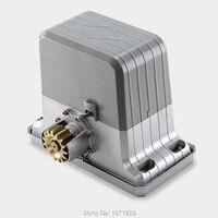 Сверхмощная Автоматическая шиберные открывалка оператора комплект с дистанционным Управление для системы контроля доступа с 10 RF