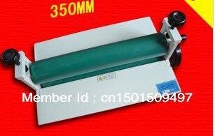 Desktop Manual cold roll laminator 350mm 13.7'' high quality professional manufacturer 750mm manual cold desktop cold laminator machine good quality