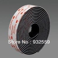 45,7 M 3M USB кабель с SJ3550 двойной закрепитель замков самоклеющиеся тип ленты 250, 25.4mmX50YD