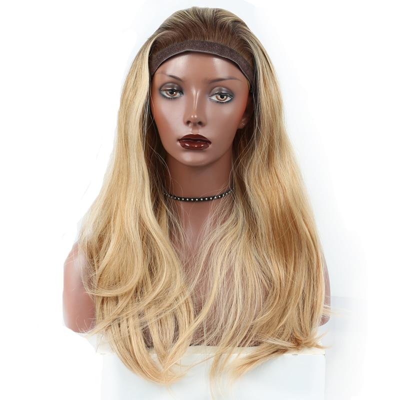 Hair Extensions & Wigs Human Hair Lace Wigs Hospitable Kosher Jewish Wig Customized Made European Virgin Hair Wig 4x4 Silk Base Human Hair Wigs Sports Bandfall Slight 130% Moderate Cost