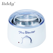 Professional Warmer Wax Heater Mini SPA Hand Epilator Feet Paraffin Wax Rechargeable Machine Body Depilatory Hair