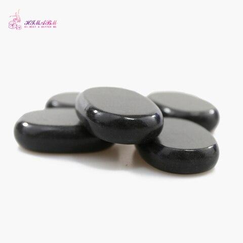 himabm 6 5 4 5 1 7 cm 5 unidades pacote natrual quente spa massagem