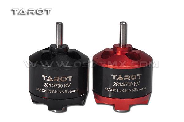 Tarot 2814 700KV Brushless Motors Black for RC Multicopters TL68B18 TL68B17