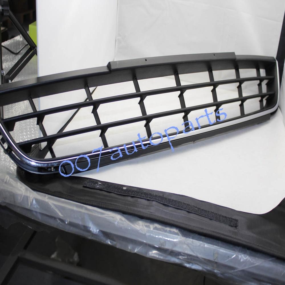Volkswagen Jetta Price In Usa: VW Golf / Jetta MK6 Front Bumper Grill Black With Chrome