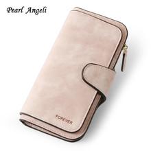 Wallet Female Card Holder Long Lady Clutch purse Carteira Feminina Wall