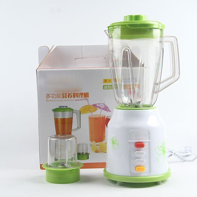 High Quality Multifunction Kitchen Juicers Fruit Extractor Juicer Machine Pro Power Portable Blender Mixer Juicer Food Processor bpa 3 speed heavy duty commercial grade juicer fruit blender mixer 2200w 2l professional smoothies food mixer fruit processor