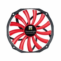 Thermalright PC computer radiator CPU TY 14013R 14mm Cooler fan Computer CasesTowers cooling Fan