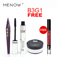 MENOW Buy 3 Pcs Get 1pcs New Product Eye Shadow Pencil Eye Mascara Concealer Powder And