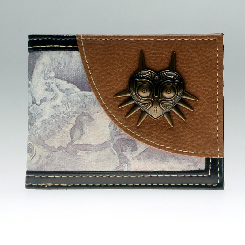 The Legend of Zelda women wallet  men purse DFT-1375The Legend of Zelda women wallet  men purse DFT-1375