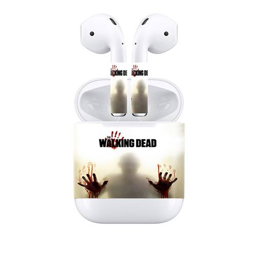 a07a4a6c714 Custom Design Skin Sticker for Apple AirPods for Earpiece Vinyl Decal