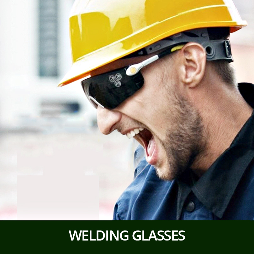 Safety Glasses For Work Welding Goggles Eyes Protection PC Lens Riding Dust-proof Anti-UV Workplace Safety Supplies Anti-shock недорго, оригинальная цена