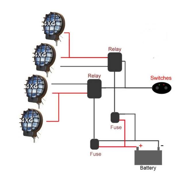 Relay Wiring For Spotlights - Lir Wiring 101 on 12v lantern battery, 12v starter, 12v electric motor, cable wiring, ignition switch wiring, illuminated switch wiring, 12v terminal block, 12v led module, 12v dash lights, ignition resistor wiring, 12v distribution block, sensor wiring, 12 volt battery wiring, 12v led lights, 12v cummins motor, car alternator wiring, 12v battery tester, 12 volt dc wiring, starter wiring, 12v led bulbs,