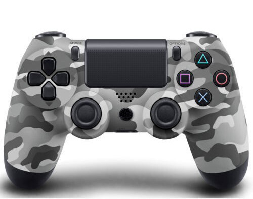 US $12 88 |for PS4 Camouflage Replacement Shell case For PlayStation 4 ps4  Controller Camo shell replacement-in Cases from Consumer Electronics on