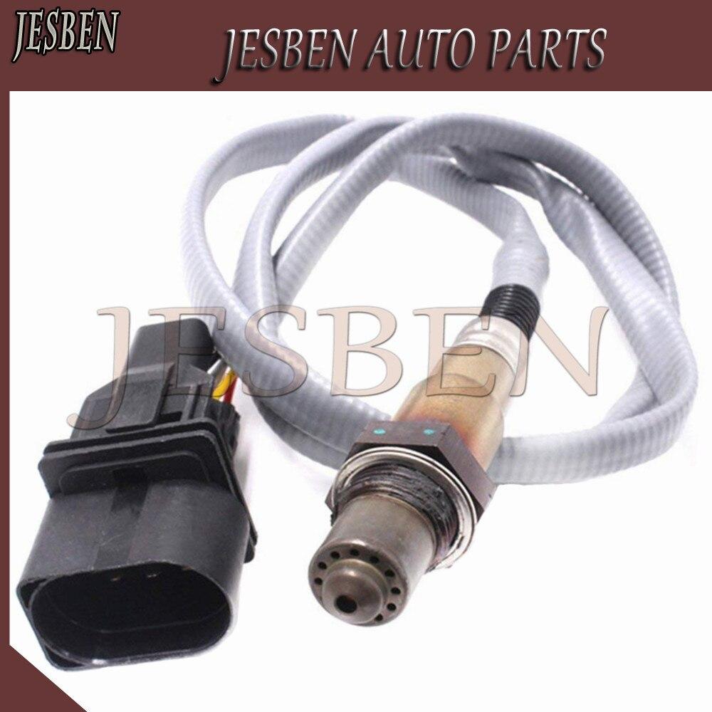 0258007161 Anteriore Lambda Sonda O2 Sensore di Ossigeno per Mercedes-Benz CLC180 C160 C180 C200 C220 C230 CLK200 Kompressor A0025401817