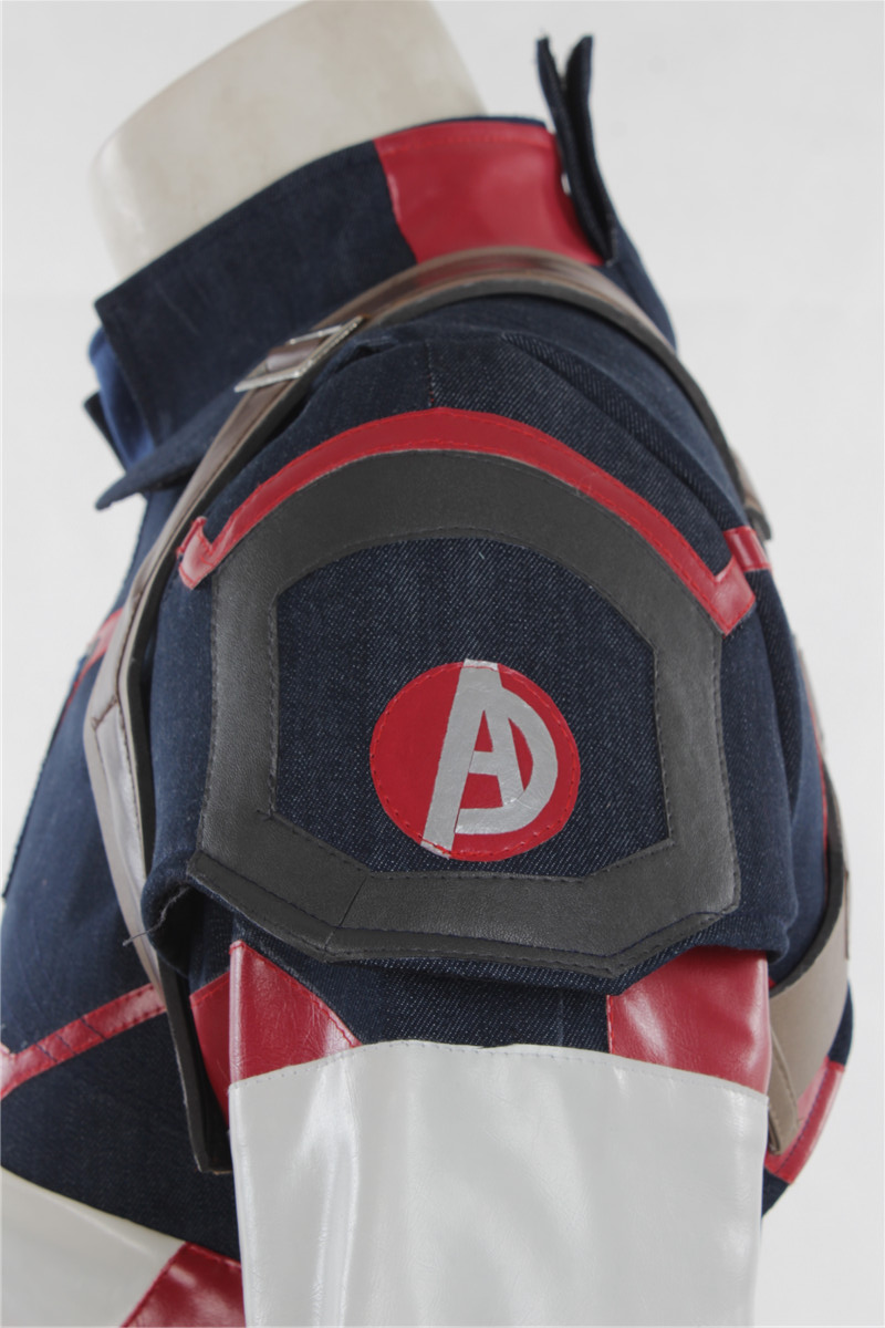 The Avenger Age of Ultron Captain America Costume Winter Soldier - Carnavalskostuums - Foto 3
