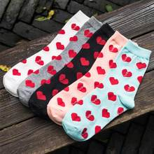 2017 New Fashion Women Socks Korean Harajuku style For Funny Autumn Winter Warm Long Casual Cotton