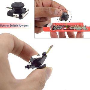 Image 5 - İki paket Analog 3D Joy con Joystick değiştirme Nintendo anahtarı, joycon anahtarı Joystick ile uyumlu sol joycon sağ