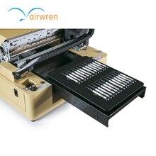 2017 new product low price multi-function UV flatbed printing machine inkjet printer