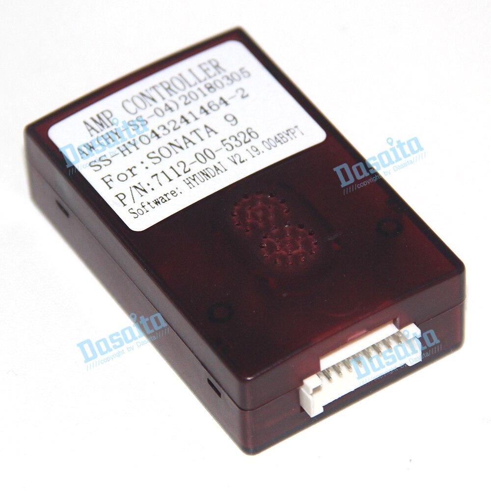 Dasaita CB007 Car Stereo Power Cable Canbus Adapter for Hyundai Santa Fe IX45 2013 2016 Support