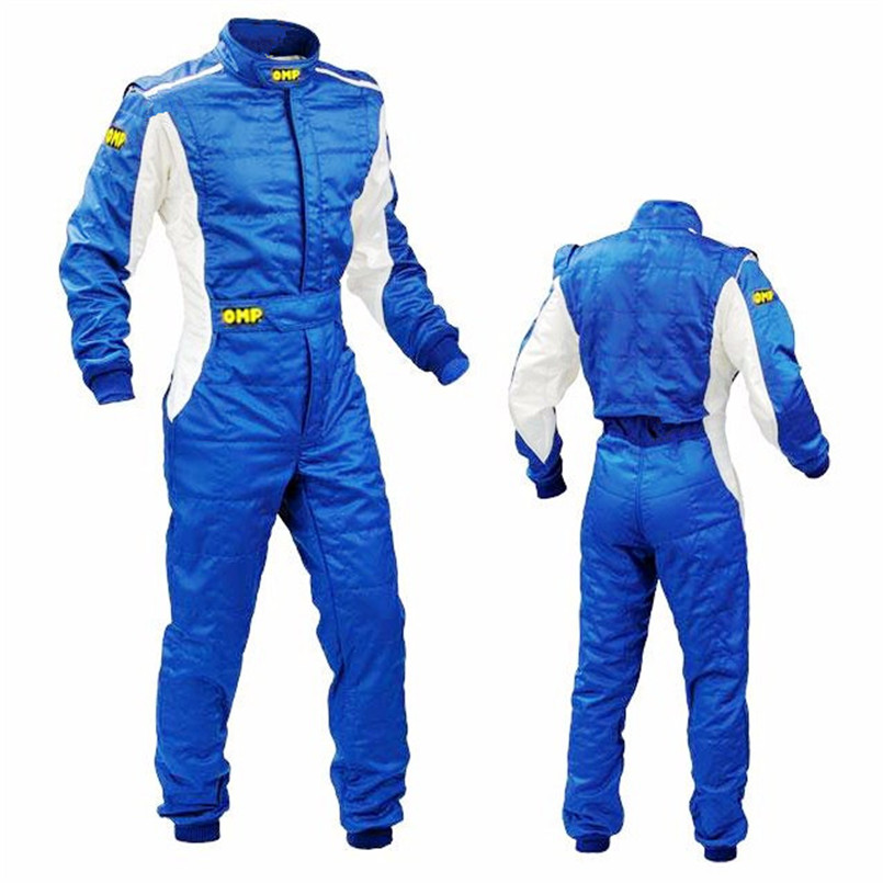 Automobile Protective Body Suits F1 Car Racing Venue Overalls ATV UTV Motorcycle Racer Combos Karting Drift