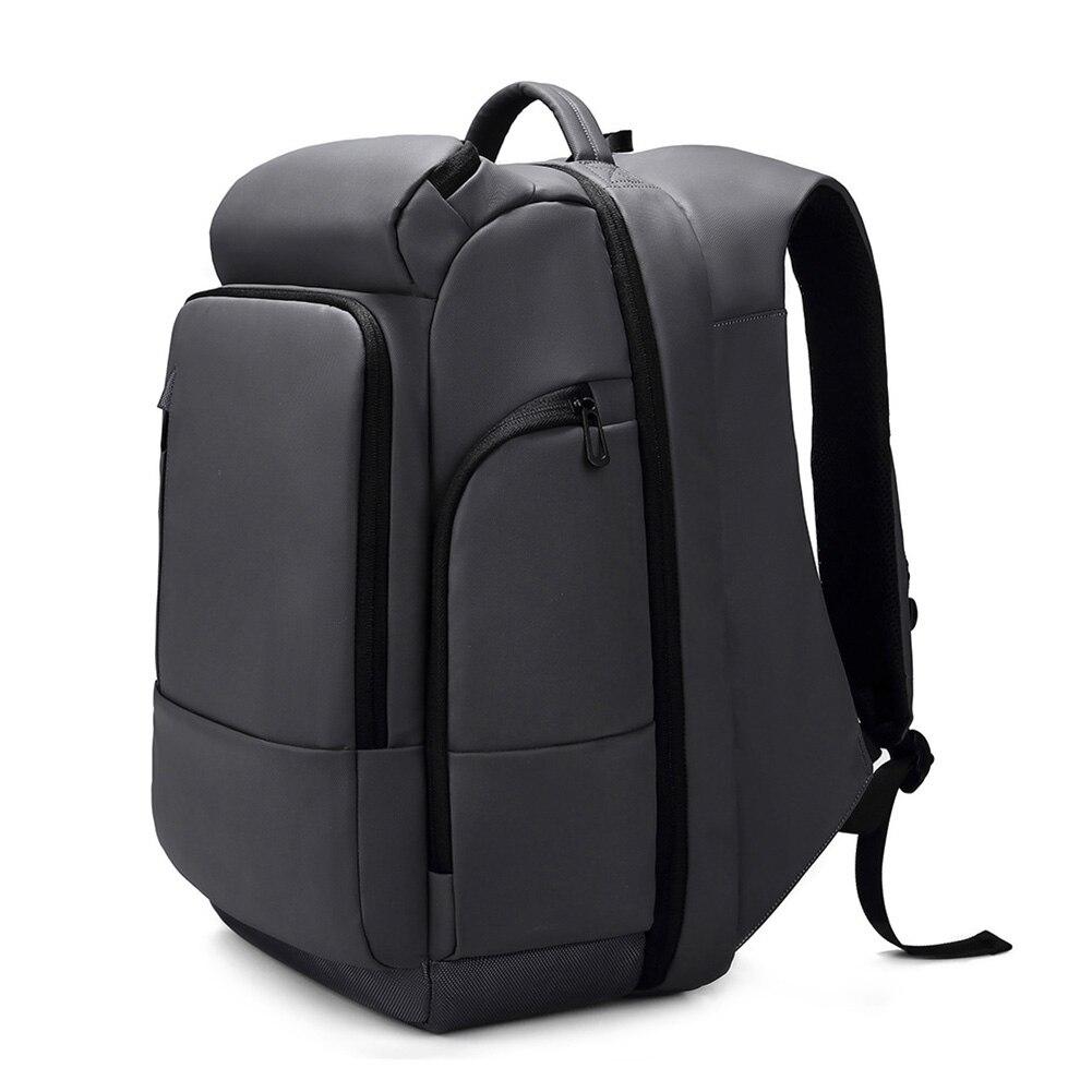 Sac à dos pour ordinateur portable pour homme sac à dos multifonctionnel étanche avec Port USB pour voyage en plein air FC55