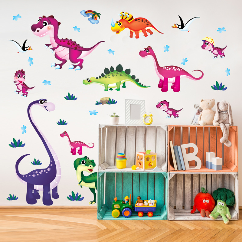Dinosaur Wall Decal Little Boy Room Decal Dinosaur Room Decor Dinosaur wall Dinosaur Wall Art Dinosaur Decor Dinosaur Wall Sticker