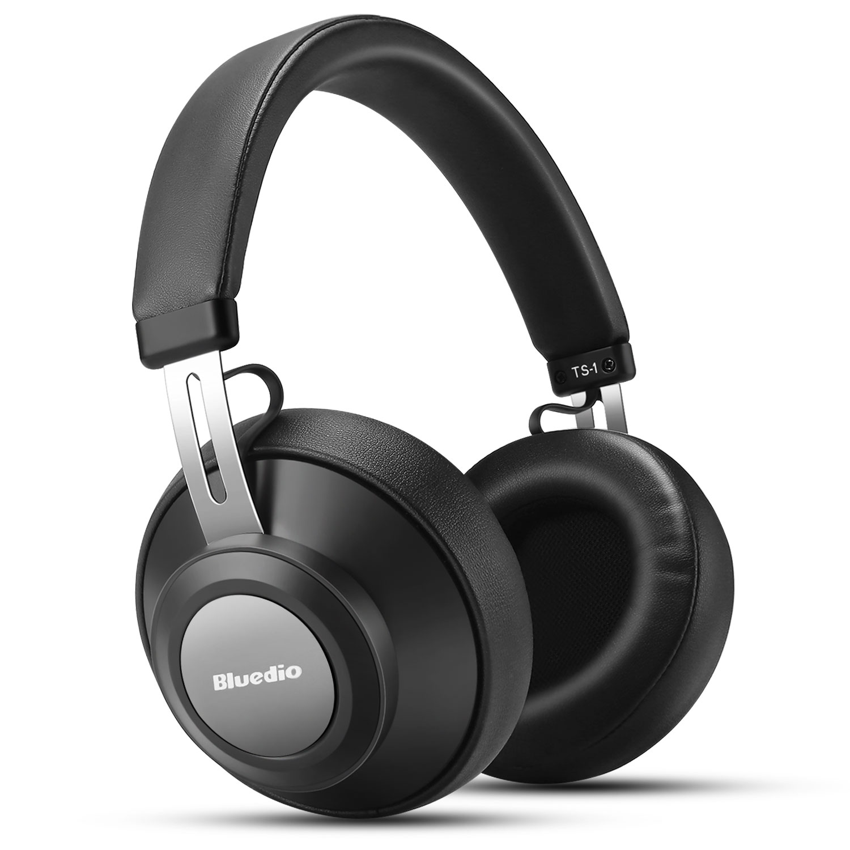 Bluedio Bluetooh Smart Headset Support Music Calling Battery Display Bluetooth5.0 Earphone @JH
