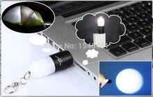 NEW Mini led light USB10 flashlight for powerbank 18650 no battery linterna and torch Keychain cree 150 lumen