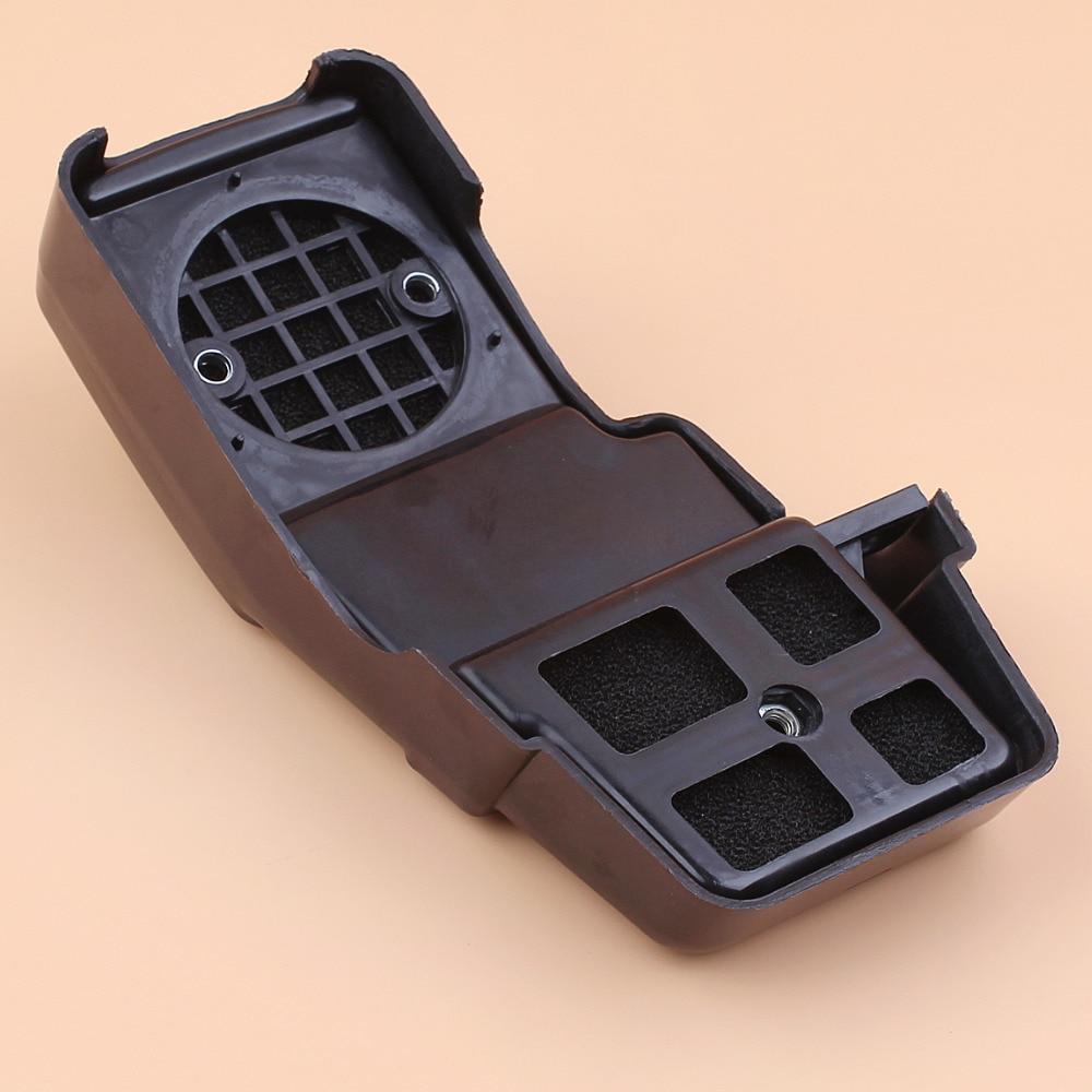 Air Filter Housing Assembly For Robin NB411 BG411 2-Stroke Brush Cutter Trimmer W/ Element Cleaner Foam Kit