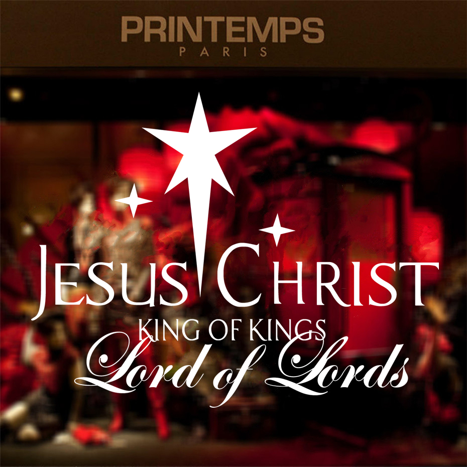 DIY Merry Christmas Wall Stickers Decoration Jesus Christ Window ...