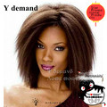 Synthetic wig celebrity hair cuts Synthetic wig cheap wigs online Straight wigs for African American women Top Quality