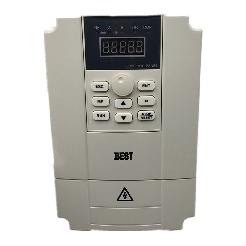New 2.2kw 3HP VFD Variable Frequency Drive Inverter Single phase 220V 0 1000Hz 11A for 2.2KW CNC Engraving Spindle Motor