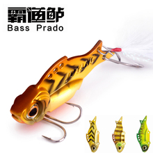 Free shipping fishing lure spoon VIB 15g metal bait carp fishing wobbler isca artificial sea fishing tackle China cheap lures
