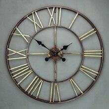 57CM Large Wall Clock Saat 3D Clock Reloj Duvar Saati Relogio de Parede Digital Clocks Horloge Murale reloj de pared Home decor