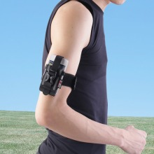 New Sports activities Run Jogging Health club Armband Arm Band Sport Case Cowl With Neck Strap Operating bag Sizzling