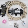 L309 12V водяной спрей электрический мембранный насос Комплект портативный запотевающий Автоматический водяной насос 12M Система охлаждения д...