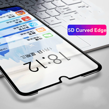 JGKK For Xiaomi Redmi Note7 Pro 7 Mi 9 9SE 5D Curved Edge Full Cover Tempered Glass Protective Screen Protector SE
