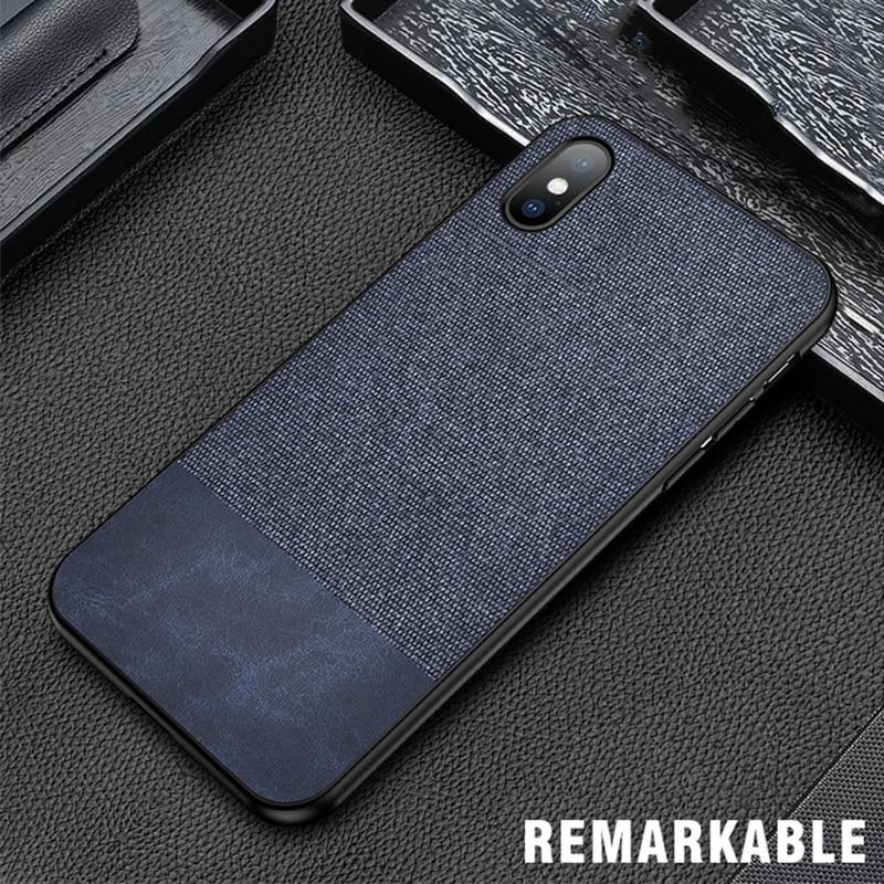 ORIGINALE SILICONE SOTTILE Custodia Cover Per iPhone XS MAX XR 8 7